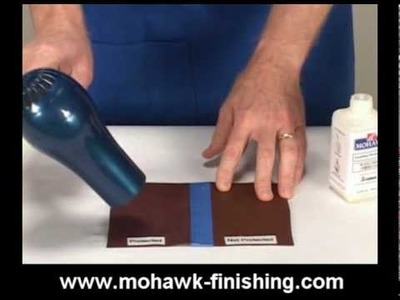 52-How to Protect Leather Finishes by Mohawk Finishing Products.mpg