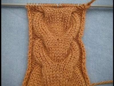 Cable Stitch | Easy Knitting