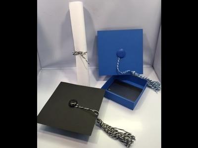 Graduation Hat Gift Box