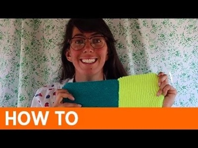 How to make a peggy square, with Sarah from Sew Love