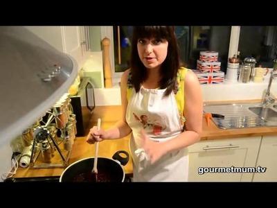 How to make Homemade Blackberry Jam