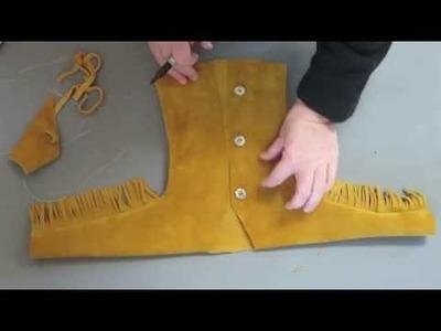 Making a Buckskin Jacket Part 2 - Show # 11
