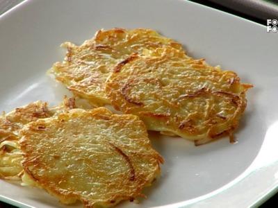 Potato Pancakes - Tea Time