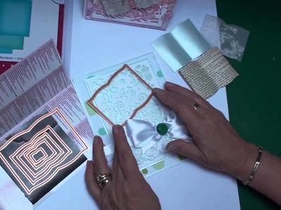 Spellbinders Labels Seven - Book Card (card-making-magic.com)