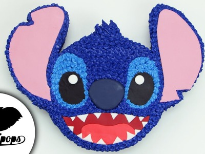 Stitch Cake | Lilo and Stitch | Disney | How To