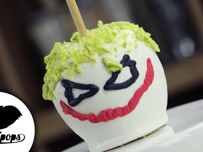 Suicide Squad | Joker Apples | DC Comics | How To