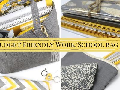 Back To School 2016   Budget Friendly School or Workbag & Massive week long giveaway