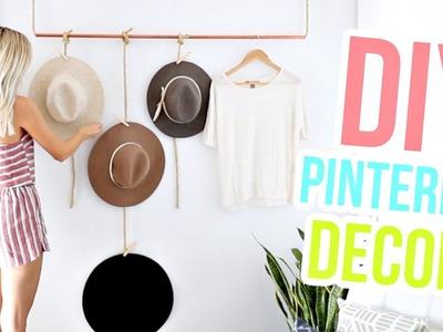 DIY Pinterest Room Decor Ideas! | Aspyn Ovard