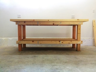 HD Workbench - How To Build It - DIY Customized