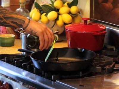 Roast Chicken Recipe from Chef Ludo & Bugaboo