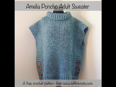 Single Crochet Ribbed Edging Tutorial