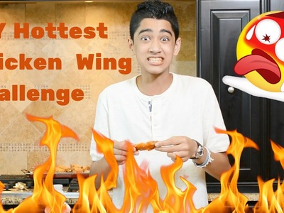 DIY Hottest Chicken Wing Challenge - Kickback with Zac
