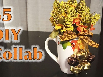 $5 DIY Thanksgiving Collab with Thrifty Chica