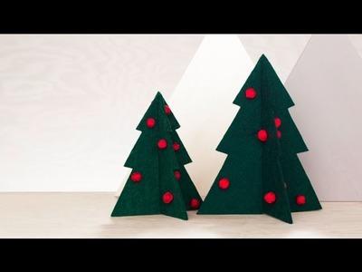 DIY Panduro – Felt Christmas Tree