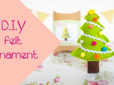 Christmas DIY - DIY Christmas ornament - How to save money on Christmas gifts