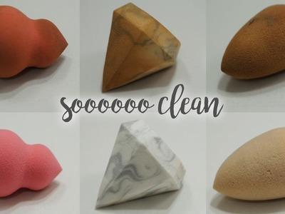 DIY Beauty Blender Cleanser! EASY yet EFFECTIVE!