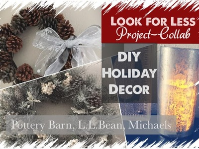 DIY CHRISTMAS Decorations | Easy Holiday Decor for Less
