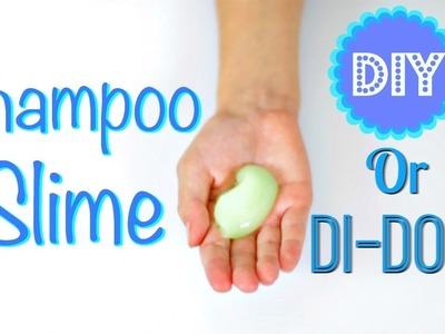 DIY OR DI-DON'T - SHAMPOO SLIME!  SLIME TEST - PASS OR FAIL?!
