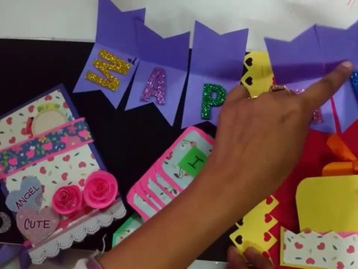 DIY Scrapbook Album Making Idea   Scrapbook For Valentine's Day   Craftlas