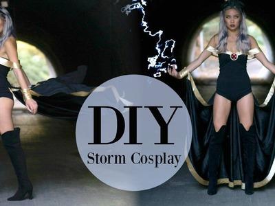 DIY Storm Cosplay | sew&tell