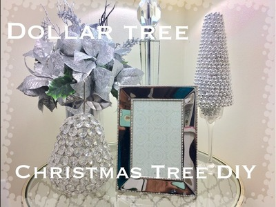 DOLLAR TREE CHRISTMAS TREE DIY|VD#2
