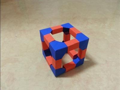 Origami Cube Tutorial