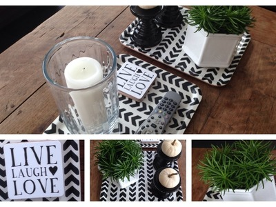 Dicas de como decorar a mesa de centro