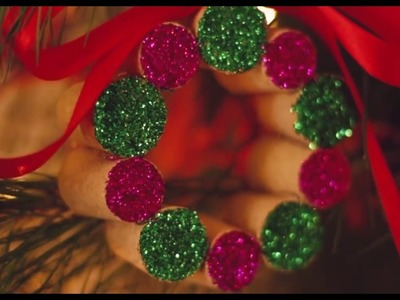 DIY - 3 Decorations for your Christmas tree!