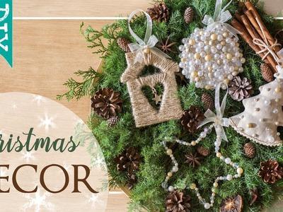★ DIY Christmas decor by Alitoysa | Christmas tree decor