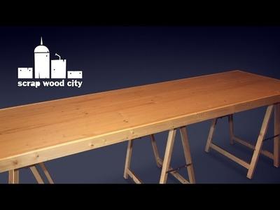 How to make a DIY designer's desk