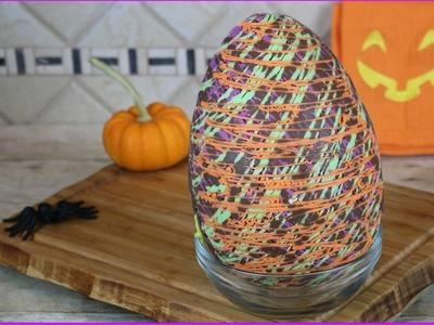 How to Make a Giant Creme Egg | Halloween Cadbury Creme Egg