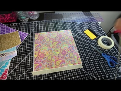 How to make GLITTTER adhesive vinyl