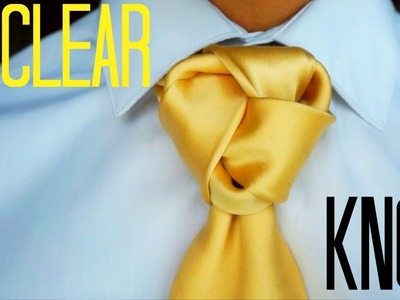 The Nuclear Knot | How to tie a tie