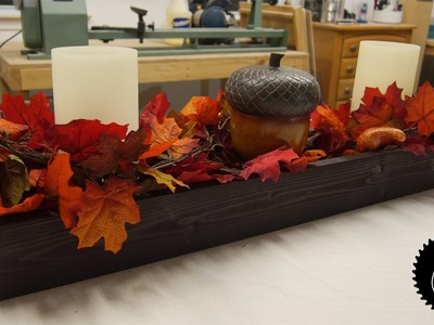 How to Make a Centerpiece for your Thanksgiving Table!