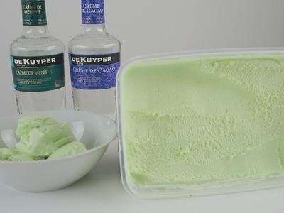 HOW TO MAKE BOOZY ICE-CREAM