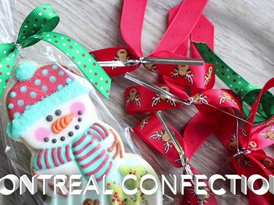 How to make bows in advance for future projects