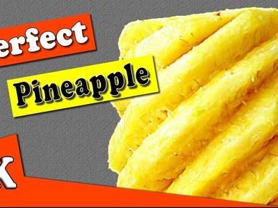 How to Peel a Fresh Pineapple