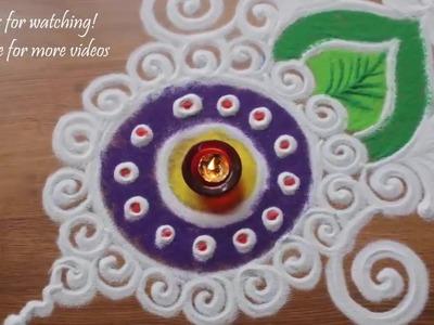 Diwali Rangoli Designs How to Make Easy & Colourful Diwali Rangoli Designs and Patterns