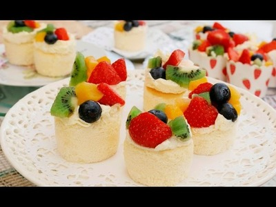 How To Make Soft Sponge Cake