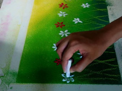 Sanskar bharti rangoli designs how to draw for beginners