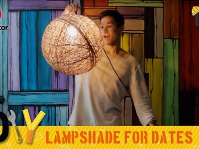 DIY: Lampshade For Dates