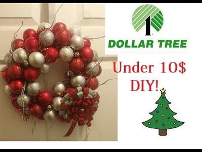 Dollar Tree DIY Bulb Wreath! 2016, DIY, Haul