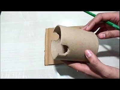 Most amazing use of waste material I DIY Best out of waste I Creative Diaries