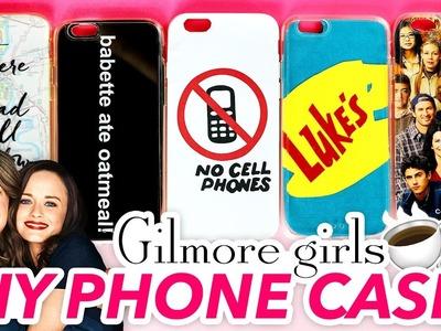 5 DIY Gilmore Girls Phone Cases ~ Cute & Easy | @karenkavett