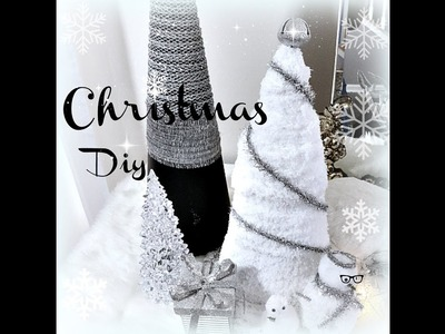Christmas Decor DIY Nov 2016 ( Collab) with NatMcRich Style