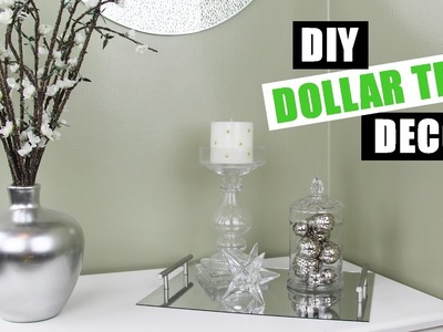 Dollar Store DIY Room Decor | Dollar Tree DIY Vase Filler Ideas | How To Make DIY Vase Fillers
