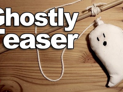 DIY Ghost Cat Teaser | #SpookSeason2016