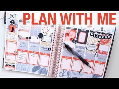 Plan With Me. Fifth Ave Fashionista. Firefly Paper Shop