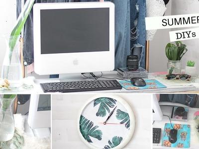 2016 DIY Minimalist Summer Room Decor | Epiphany ♡