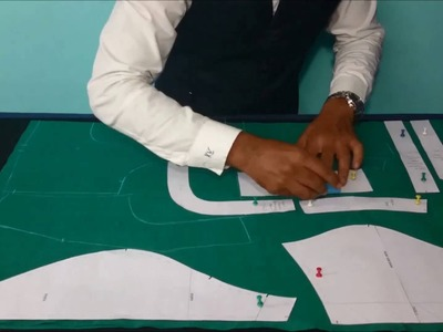 Blouse Cutting Tutorial (DIY)